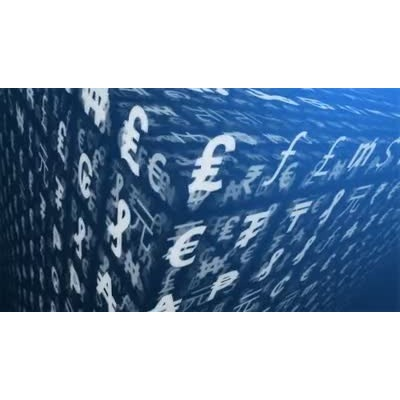 ID# 6143 - Money Matrix - Video Background