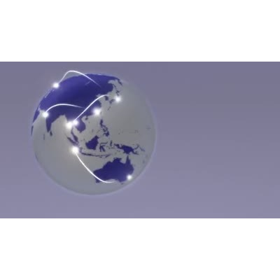 ID# 6170 - Global Network - Video Background