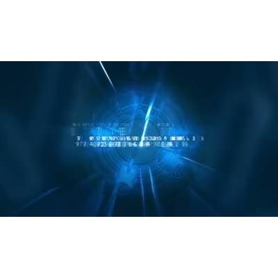 ID# 6199 - Digital Numbers  - Video Background
