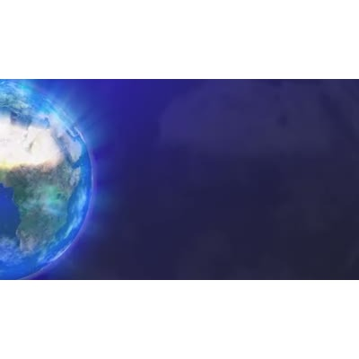 ID# 6254 - Abstract Earth - Video Background