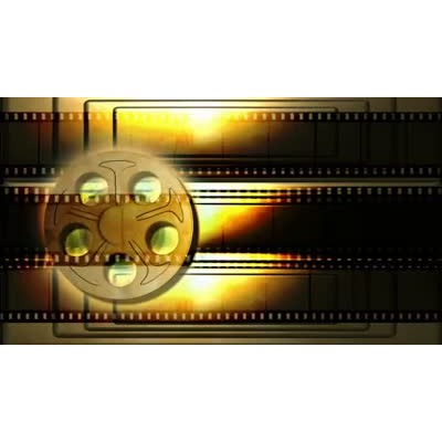 ID# 6393 - Film Reel - Video Background