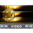 ID# 6393 - Film Reel - Video Background