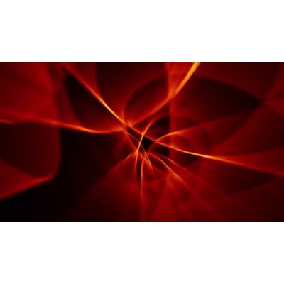 ID# 6395 - Red Abstract - Video Background