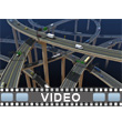 ID# 6454 - Freeway Frenzy - Video Background