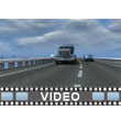 Oncoming Traffic Video Background