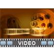 ID# 7079 - Movie Reels - Video Background