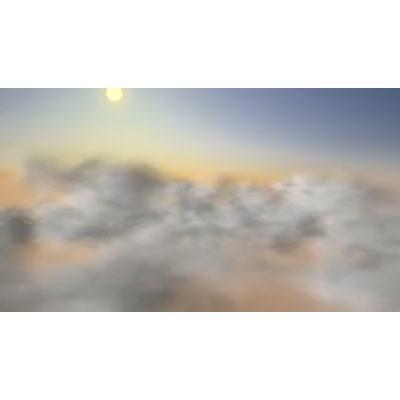 ID# 7788 - Cloud Race - Video Background