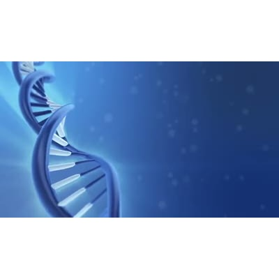 ID# 8488 - DNA Strand - Video Background