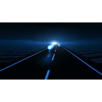 ID# 8693 - Digital Highway - Video Background