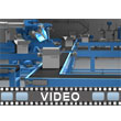 Automated Factory PowerPoint Video Background