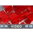 Red Piston PowerPoint Video Background