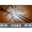 ID# 9691 - Movie Reels - Video Background