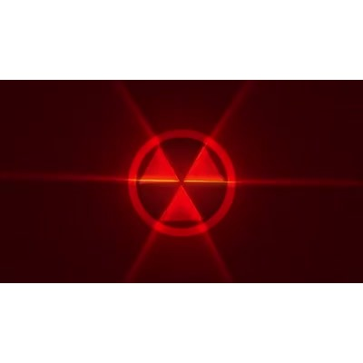 ID# 9800 - Hazard - Video Background