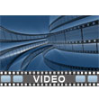 ID# 9818 - Scrolling Movie Film - Video Background