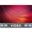 Sunset Streaks PowerPoint Video Background