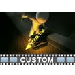 ID# 9993 - Forging Your Text - Video Background