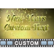 ID# 13514 - New Years Confetti - Video Background