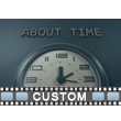 ID# 13813 - About Time Text - Video Background