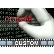 ID# 14074 - Digital Theft Text - Video Background