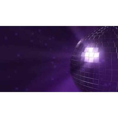 ID# 14913 - Disco Ball Shimmer - Video Background