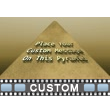 Pyramid Text PowerPoint Video Background