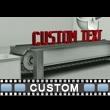 Word Conveyor PowerPoint Video Background