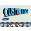 ID# 16398 - Start To Finish Custom Text - Video Background