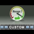 ID# 16501 - Custom Gauges Increase - Video Background