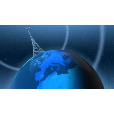 ID# 17048 - World Communication Tower - Video Background
