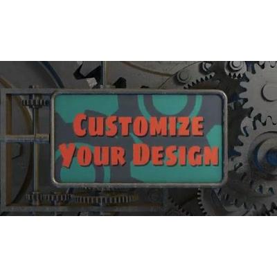 ID# 17359 - Gear Turn Custom - Video Background