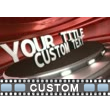 World Intro Custom PowerPoint Video Background