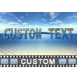 Above And Below Custom PowerPoint Video Background