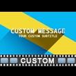 Minimalist Intro Custom PowerPoint Video Background