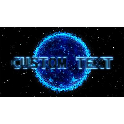 ID# 21045 - Star Gaze Custom - Video Background