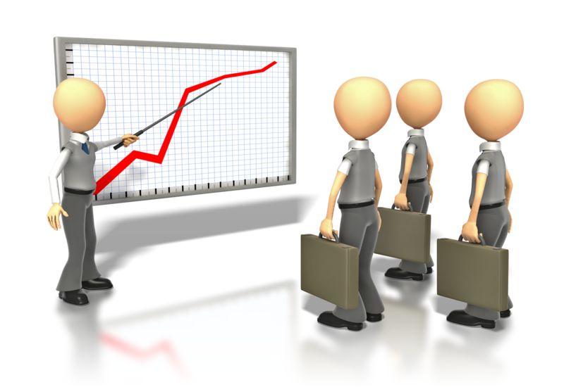 Clipart - Graph Explanation Team