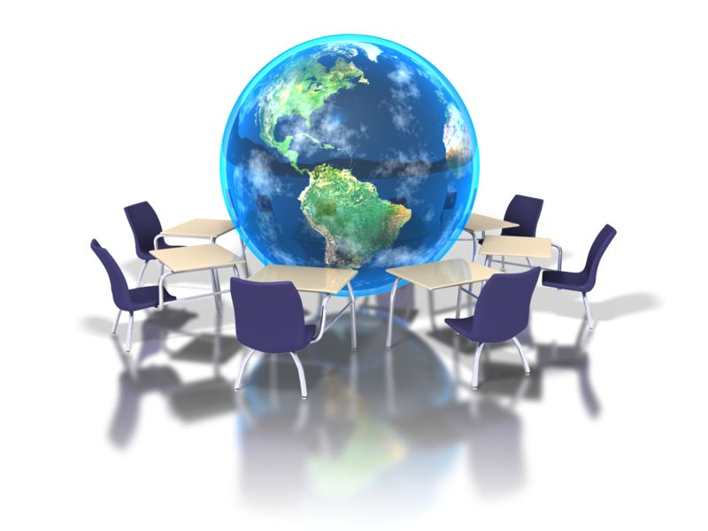 Clipart - Global Learning