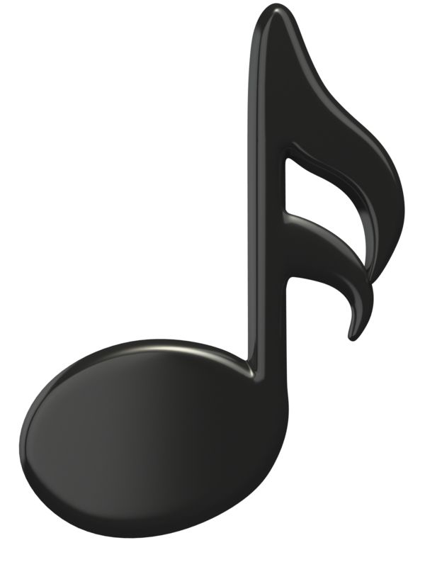 Clipart - Music Sixteenth Note