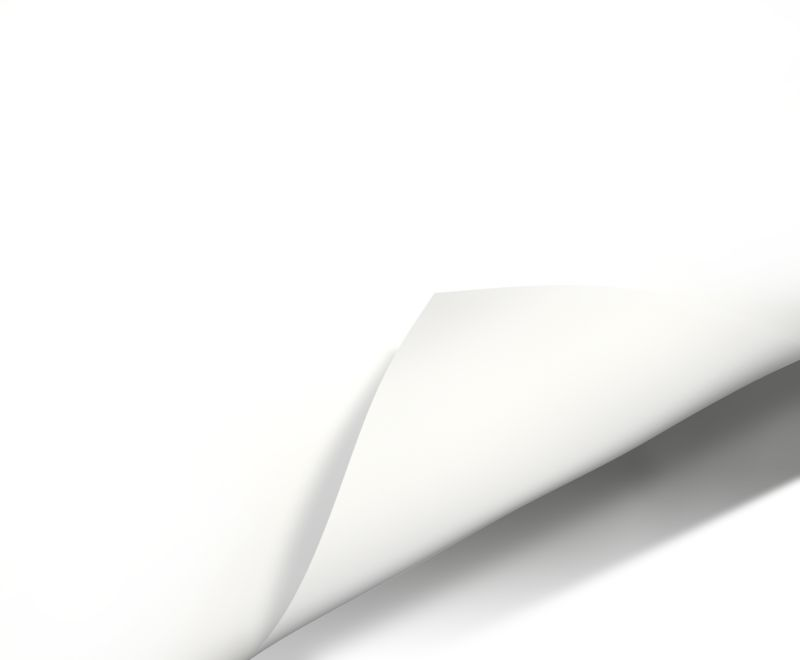 Clipart - Peeled Note Paper
