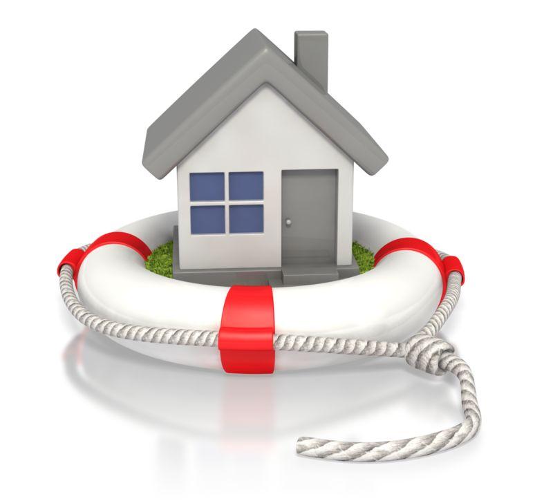 Clipart - Housing Life Preserver