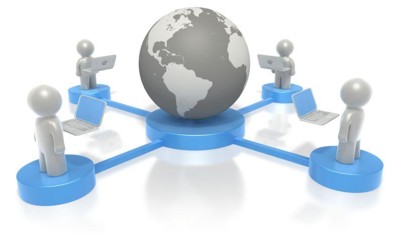 Clipart - Platform Connection
