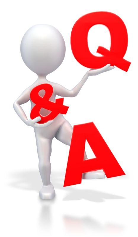 Clipart - Stick Figure QA
