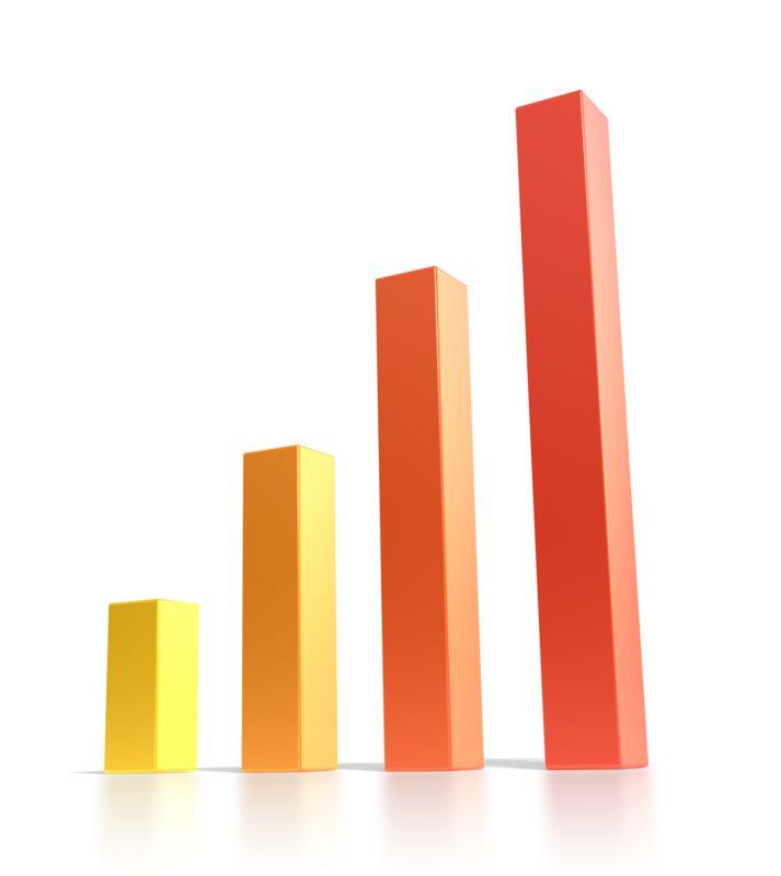 Clipart - Bar Graph