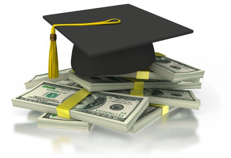 Clipart - Graduation Cash