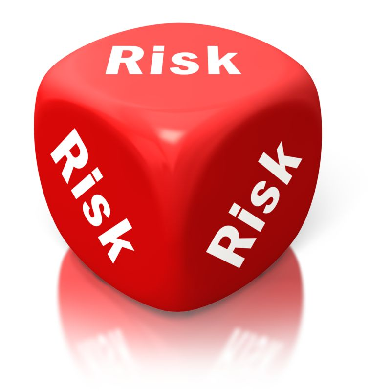Clipart - Risk Red Dice