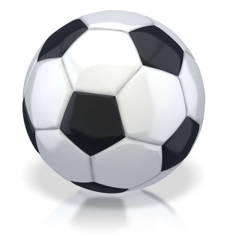 Clipart - Soccer Ball
