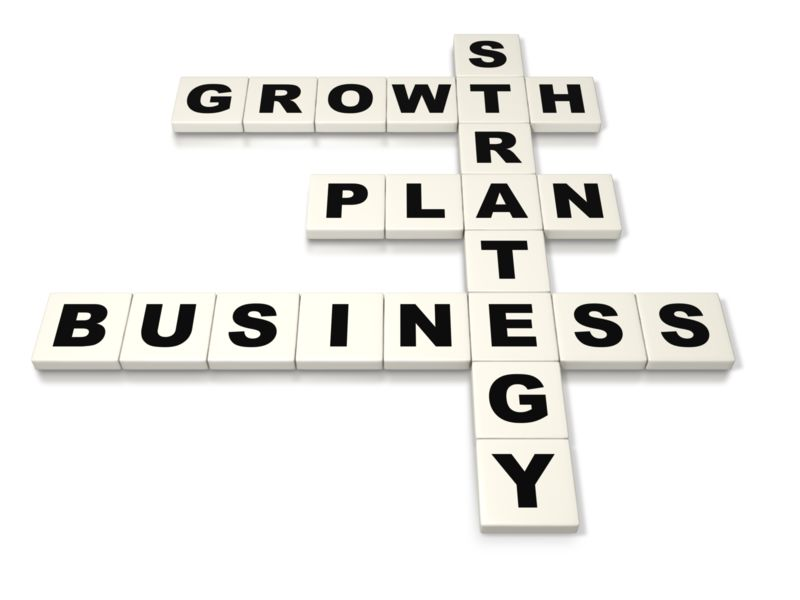 Clipart - Business Plan Strategy