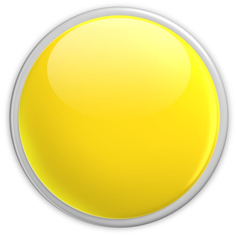 Clipart - Badge Blank Button Yellow