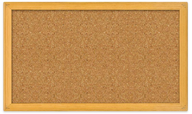 Clipart - Blank Bulletin Board