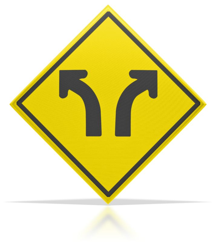Clipart - Direction Arrow Sign