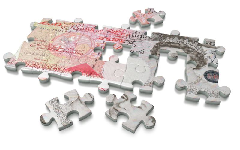 Clipart - Pound Puzzle